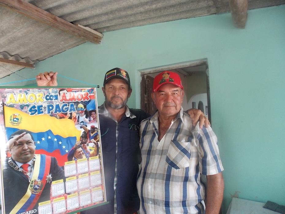 Con tio Ovidio Baldoquin en Carbonera, Matanzas Cuba.