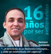 EL HEROE CUBANO ANTONIO GUERRERO