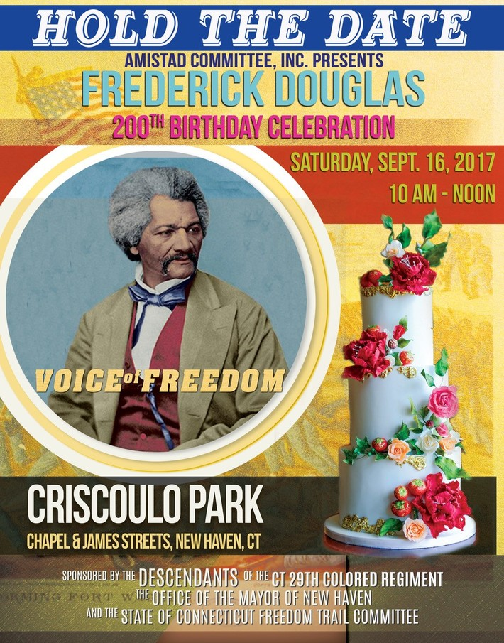 Frederick Douglass 200th Birthday Celebration