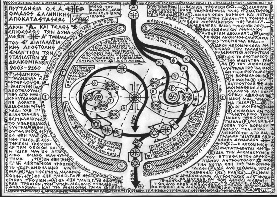 Hollow Earth - Greek Map 2