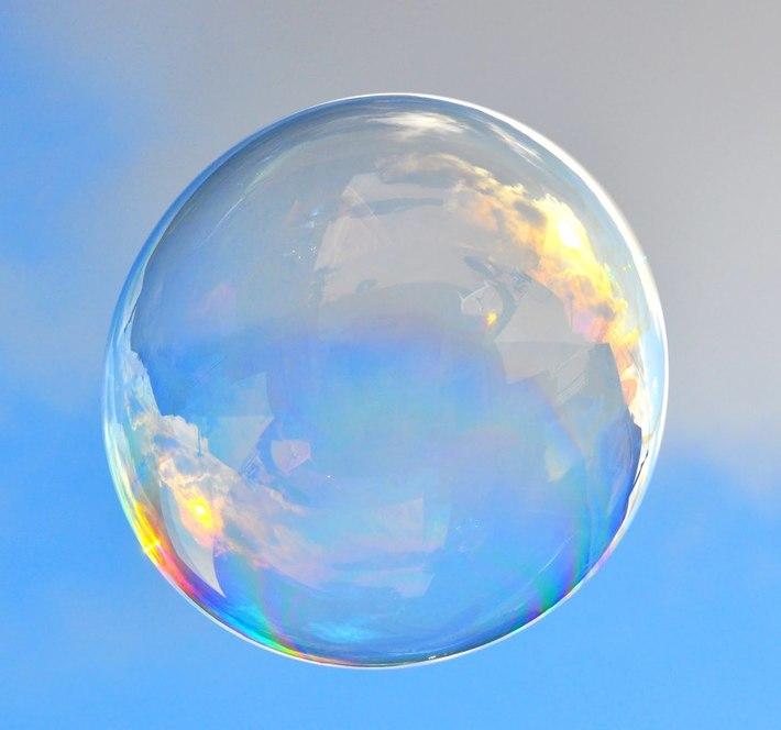 It's my Bubble