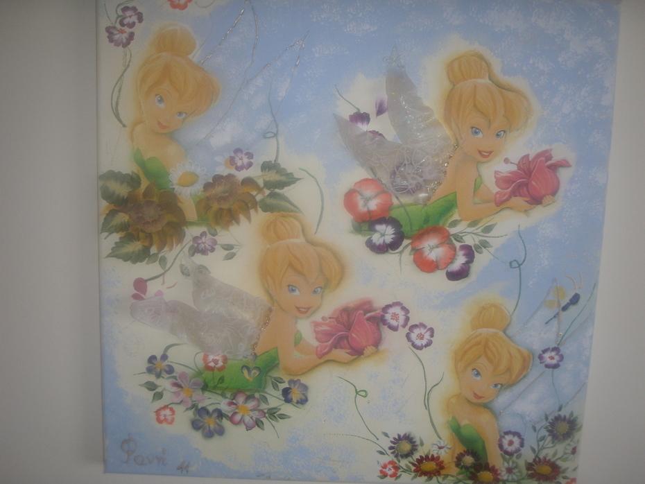 Πίνακας παιδικός Tingerbell