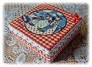 Κουτί - Η μικρή Ολλανδέζα!