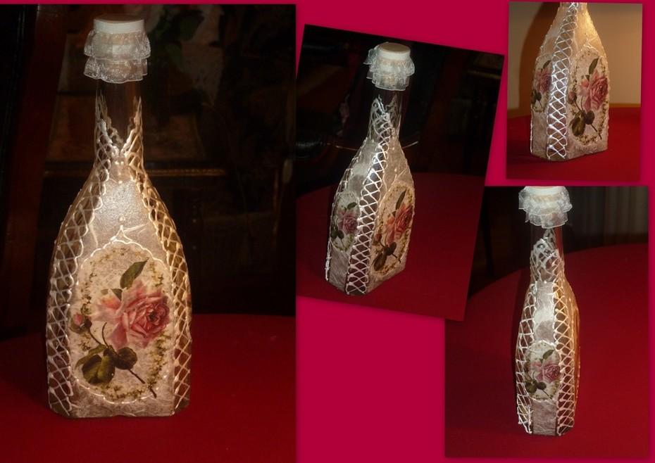 Ρομαντικό μπουκάλι