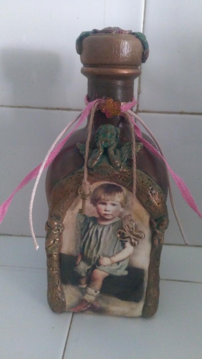 Μπουκάλι vintage