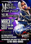 March Madness is March 1st!