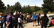 Trail runners gather for The Marine Mammal Center Tour