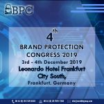 4th Brand Protection Congress 2019