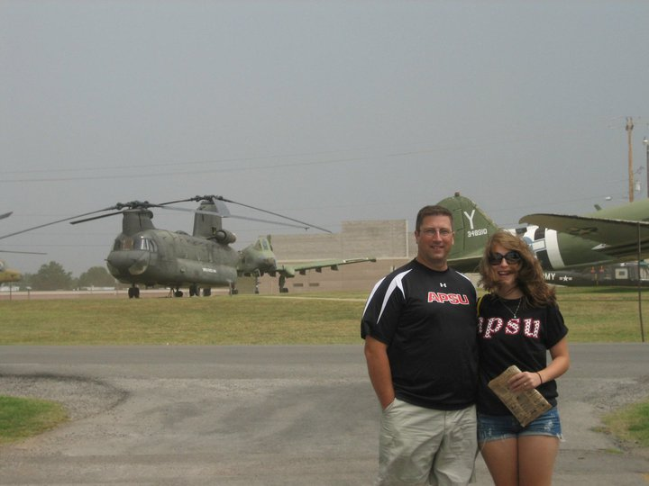 Visiting Fort Campbell, KY