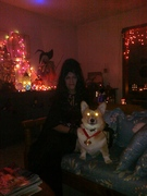 Demon Dog Gunny and his Witchy Mom