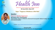 Health-Inn Show July 2019`