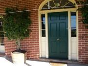 Front Door @ Langi-Dorn