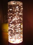 Crestworth Living Jewel bottle close up