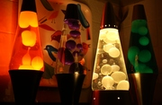 Lava Lamps and GooKit'd Wizard