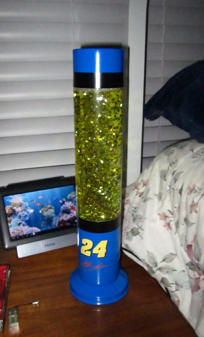 Another Kenart lamp!