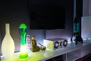 my new Fluidium Blu/Green
