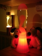 Gromit And Gromit's Opal Fluidium - Crestworth Copper Wall Sconce.