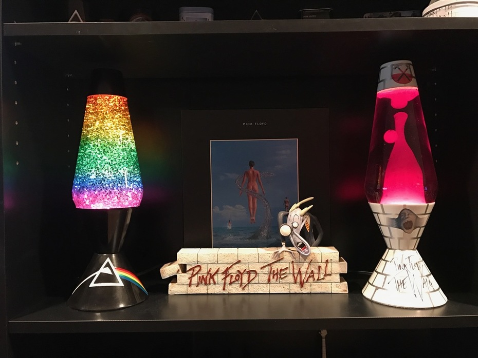 Updated Floyd Lamps