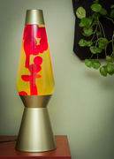 Custom Granda Lava Lite - Yellow/Red