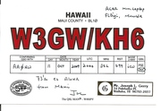 My first_iCW_QSLcard