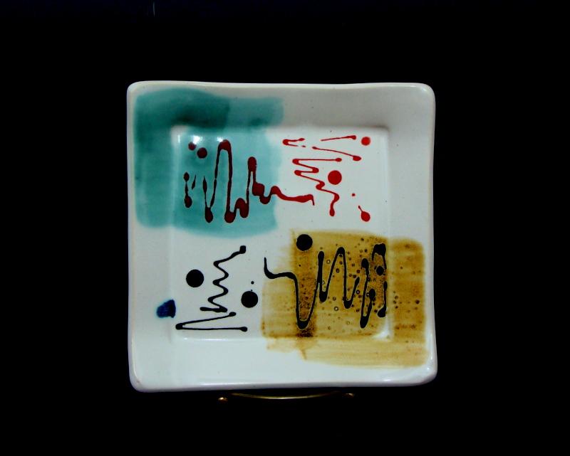 6x6 tray