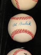 Hall of Fame Baseballs
