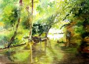 Dans les Marais Poitevin