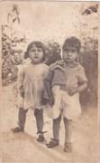 Márcia e osmar ,filhos do tio joão carvalho netos do chico da mata