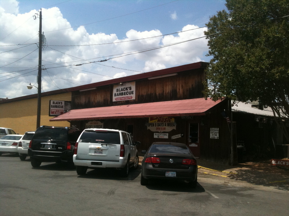 Blacks BBQ Lockhart TX