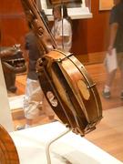 Tambourine Banjo detail 2