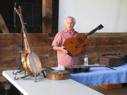 """Peter Szego """"Early American Guitars"""""""