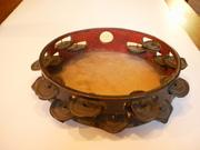1858 patent tambourine 005