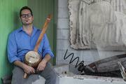 Banjo Making in Jamaica, West Indies