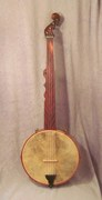 red distressed boucher replica