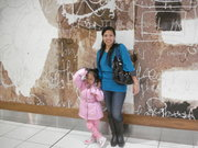 Gabrielle and I in Queensgate