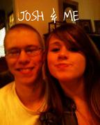 hayhays new haircut beside josh2