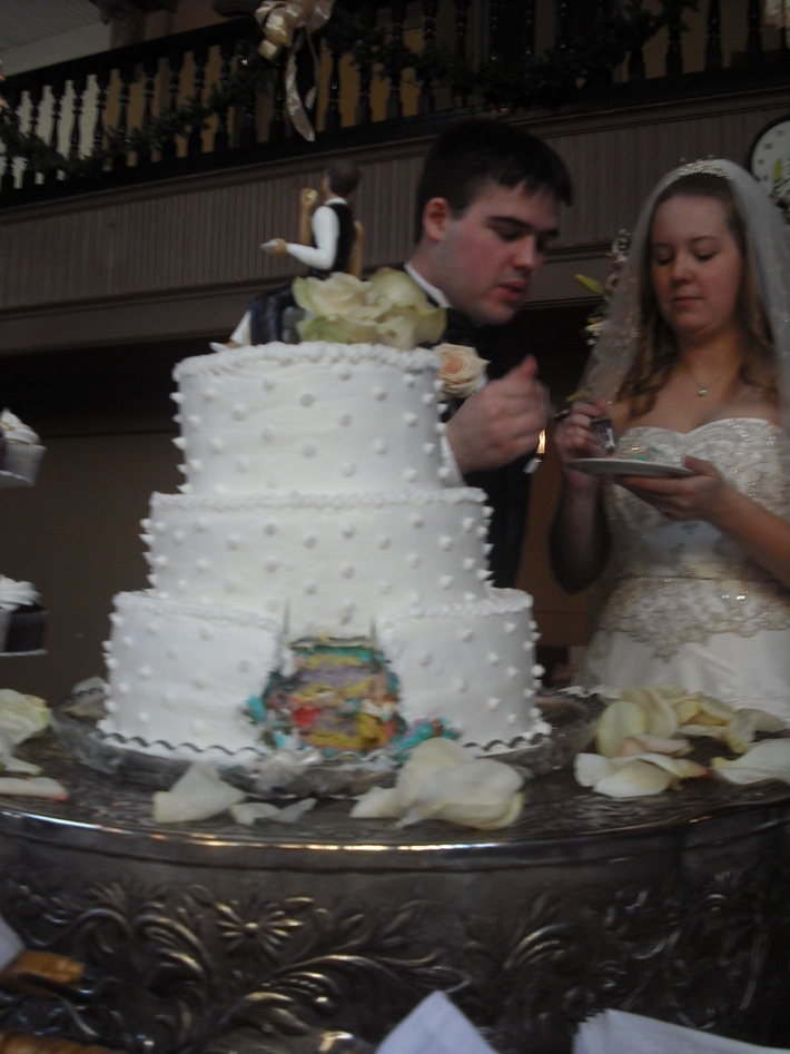 Eating the Cake