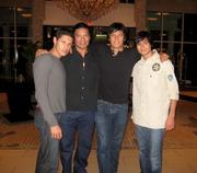 Paul Billy Sam and Embry