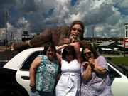 Hangin' with Big Foot