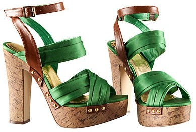 shoes for St Patty's