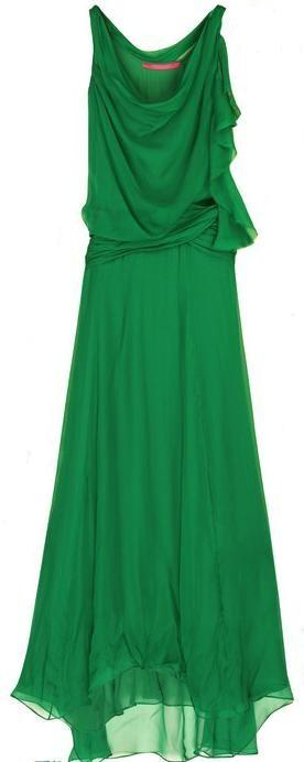 my dress for St Patty's