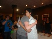 Hugging BooBoo