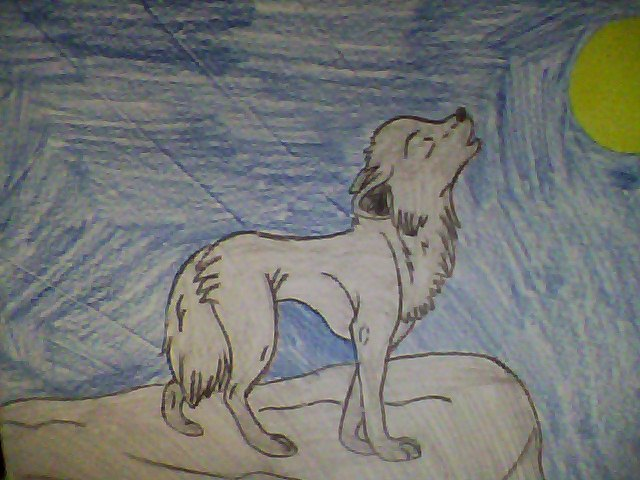 My Wold drawing