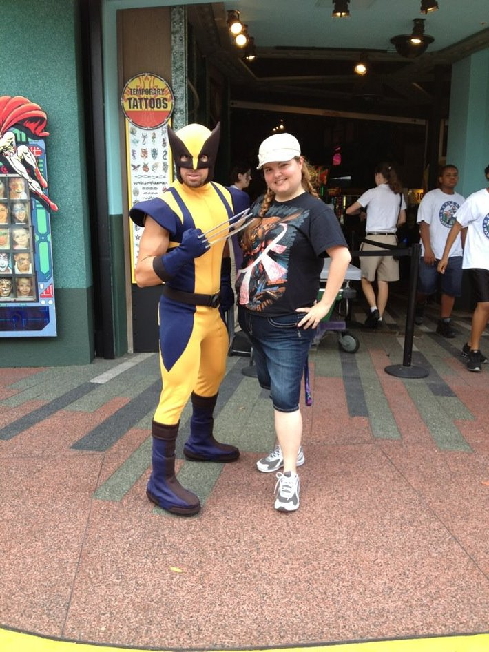 Wolverine and I