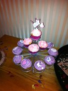My 13th birthday Cup cakes