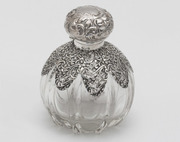 My beautiful perfume bottle, a Christmas present from Seth 2013