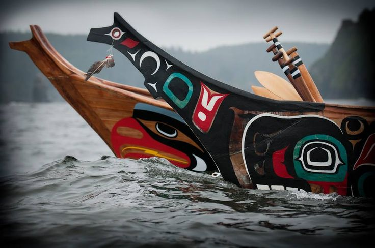Quileute Boat Race