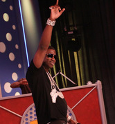 Gucci Mane at BET's 106 & Park (6/1)