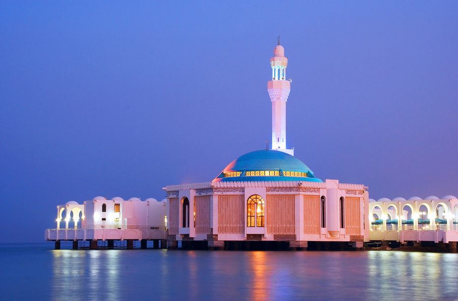 MOSQUE-ON-WATER
