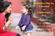 mother is a best guidelines